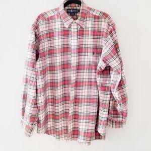 Ralph Lauren men's button down shirt.